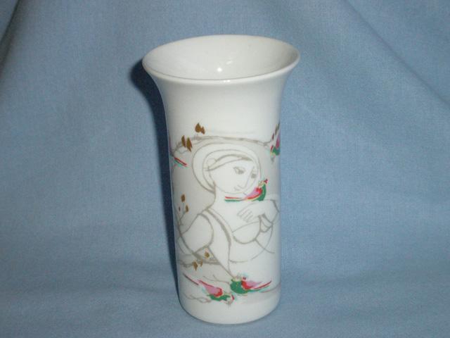 Bjorn Wiinblad Rosenthal Vase
