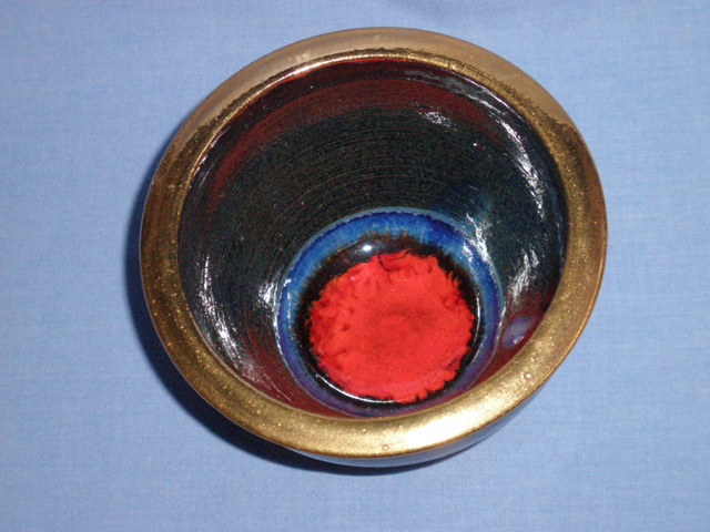 Cherry Tewfik Canterbury Pottery Bowl