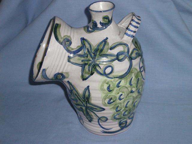 Rebecca Landrock Kingweston Pottery Salt Pig / Jar