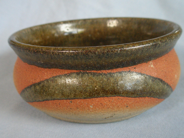 Cornish Porthleven Studio Pottery Stoneware Bowl