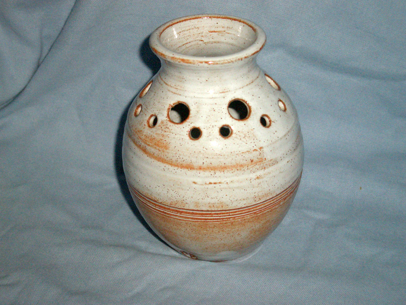 Robert Tarling Kersey Studio Pottery Vase