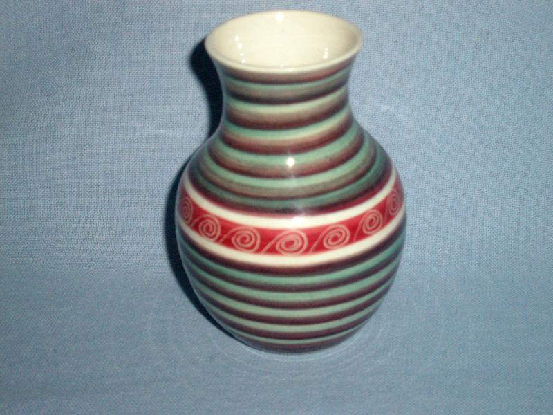 Jo Lester Isle Of Wight Studio Pottery Bud Vase