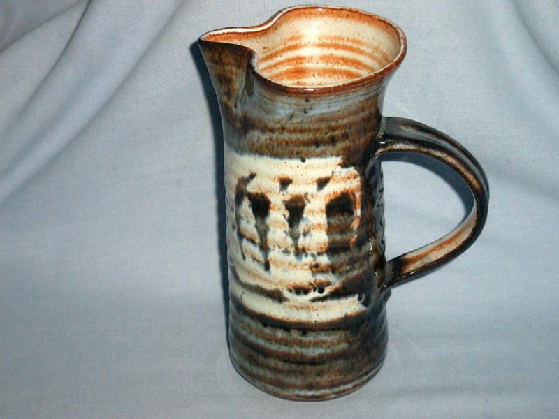 Welsh Llangollen Studio Pottery Jug