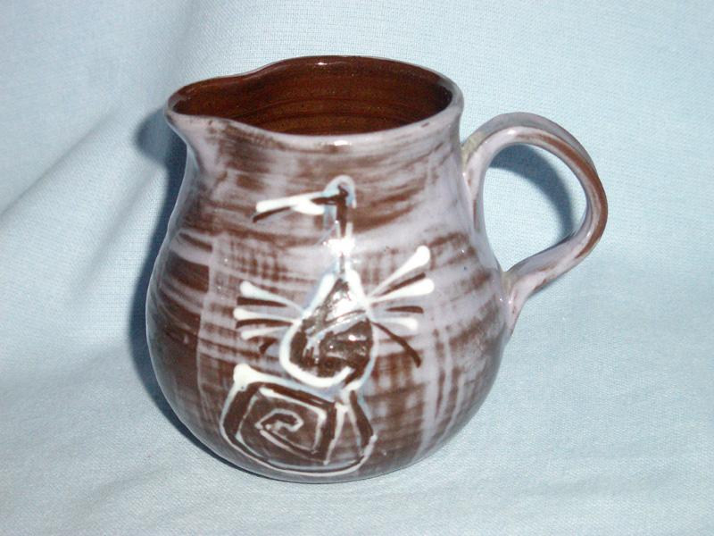 Leonard Stockley Weymouth Studio Pottery Small Jug