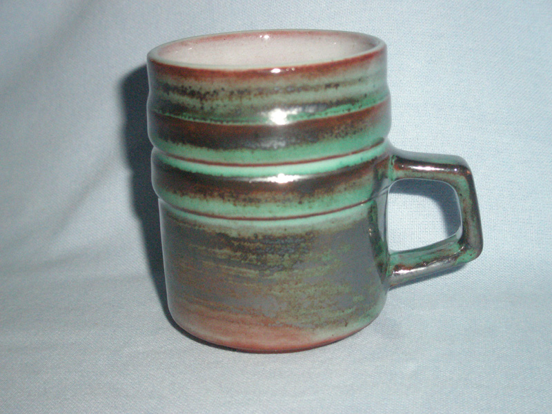 Welsh Llangollen Studio Pottery Mug