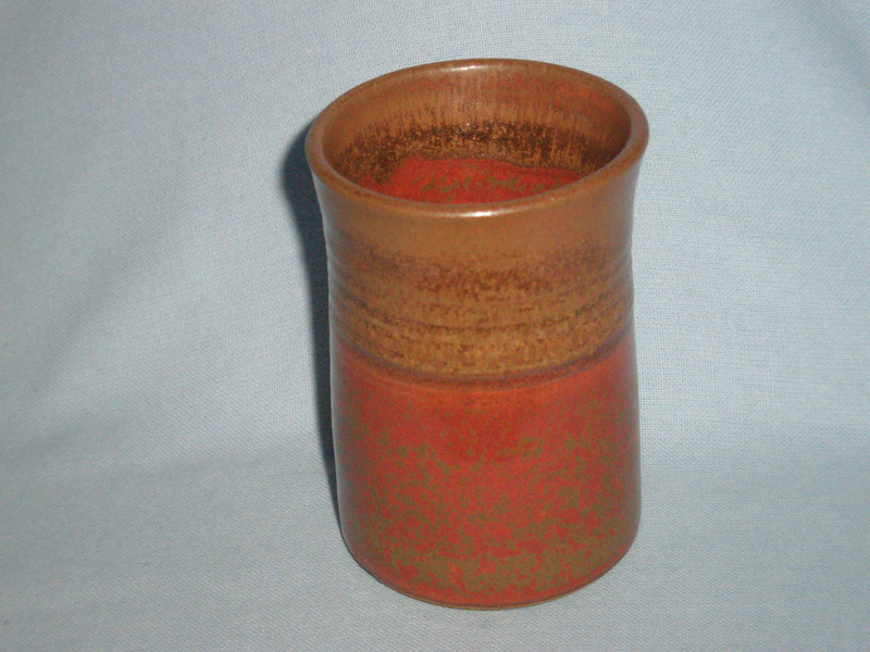 Jersey Studio Pottery Stoneware Small Vase / Pot