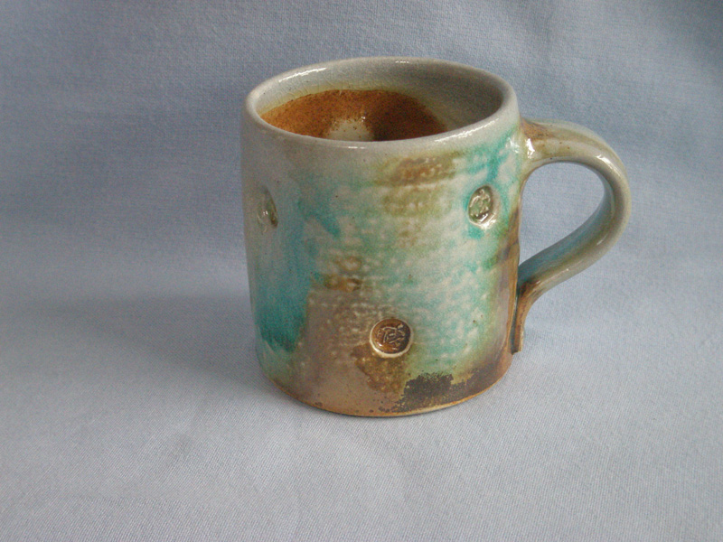 May Ling Beadsmore Darley Mill Studio Pottery Mug