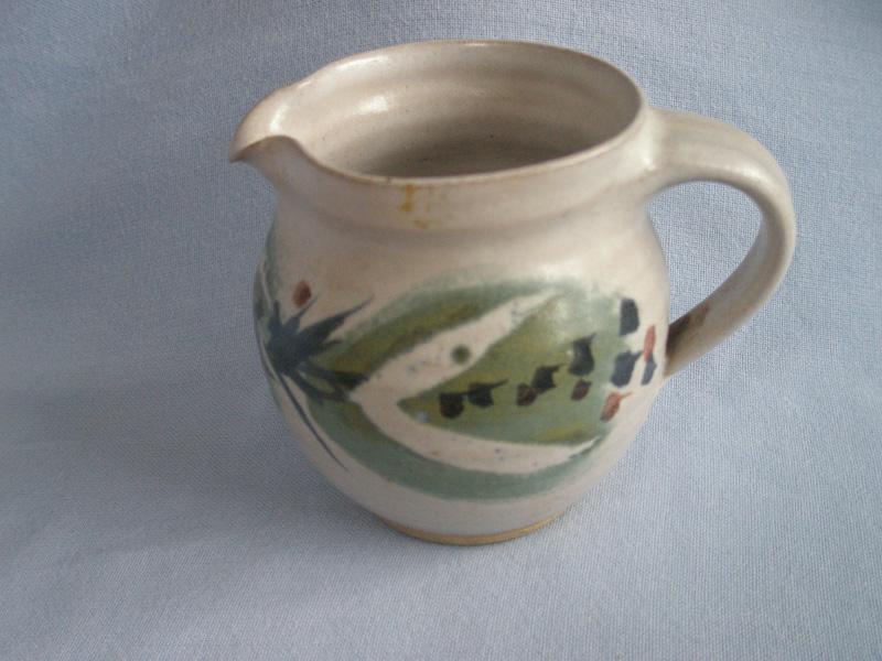 Marianne de Trey Stoneware Studio Pottery Jug