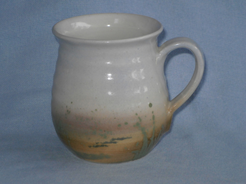 Margaret Freestone Scottish Uig Studio Pottery Skye, Small Mug