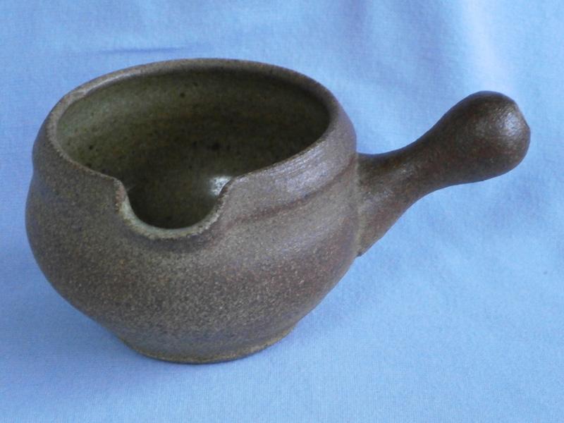 Bernard Leach St Ives Studio Pottery Sauce Boat