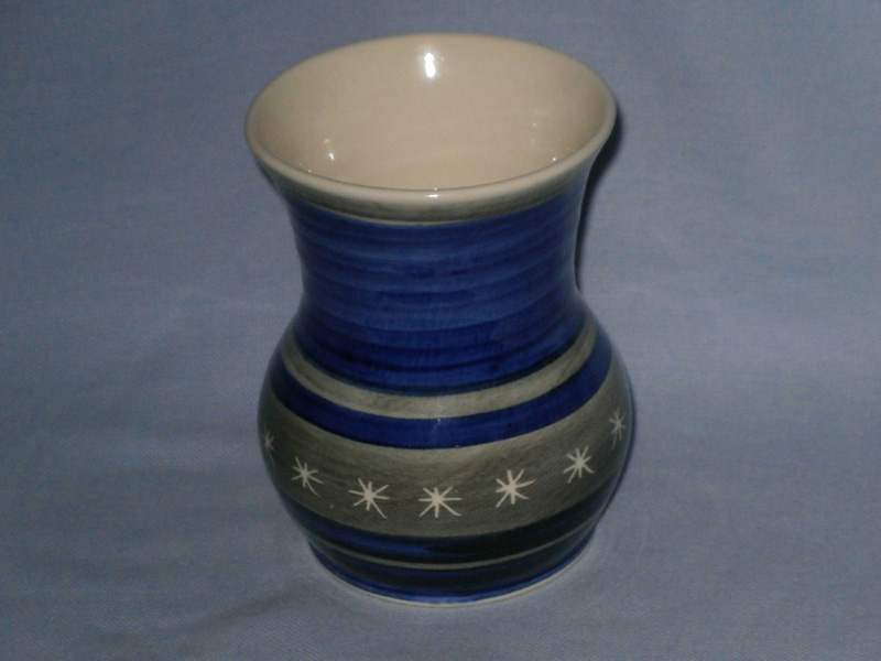 Renella Lester Yarmouth Studio Pottery Vase