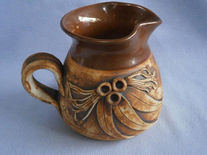 Australian Wartook Studio Pottery Milk Jug - Graham Wood
