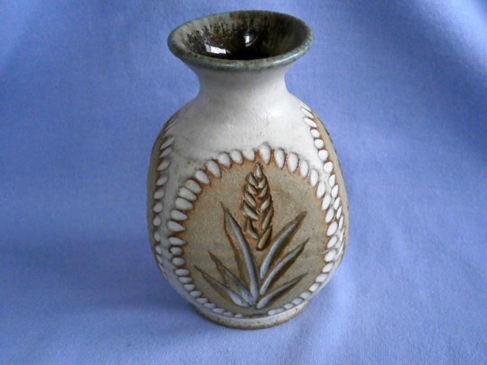Rob & Rosie Fierek Cornish Stoneware Vase