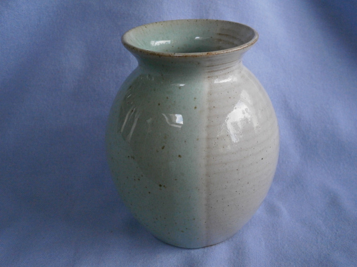 Cornish Mike Foster Gypsy Studio Pottery Vase