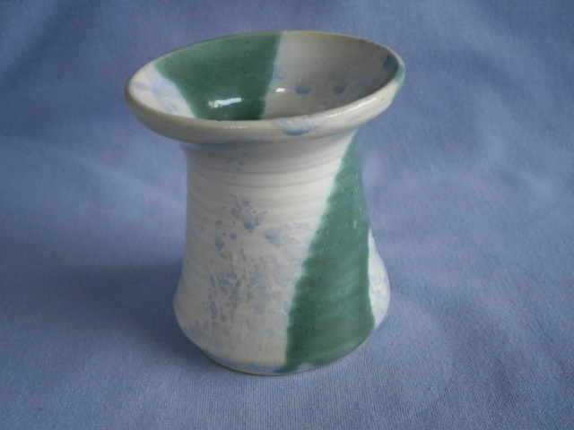 John Bourdeaux Isles Of Scilly Small Studio Pottery Posy Vase
