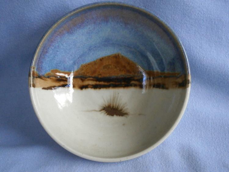 O'Clay New Mexico Studio Art Pottery Small Bowl